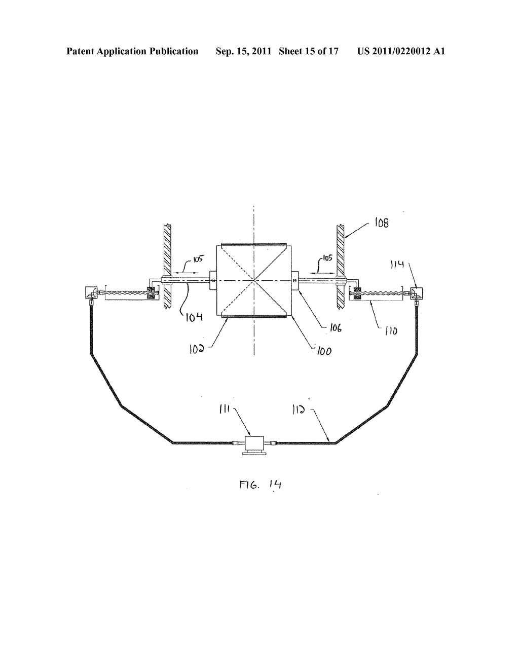 CRYSTAL GROWTH APPARATUS WITH LOAD-CENTERED APERTURE, AND DEVICE AND     METHOD FOR CONTROLLING HEAT EXTRACTION FROM A CRUCIBLE - diagram, schematic, and image 16