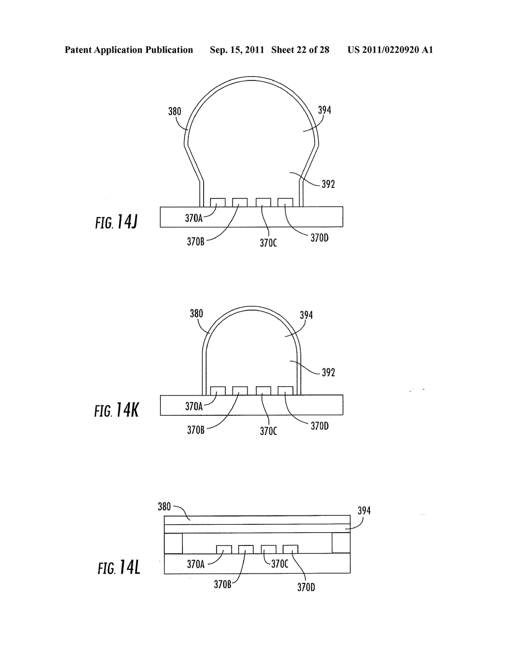 METHODS OF FORMING WARM WHITE LIGHT EMITTING DEVICES HAVING HIGH COLOR     RENDERING INDEX VALUES AND RELATED LIGHT EMITTING DEVICES - diagram, schematic, and image 23