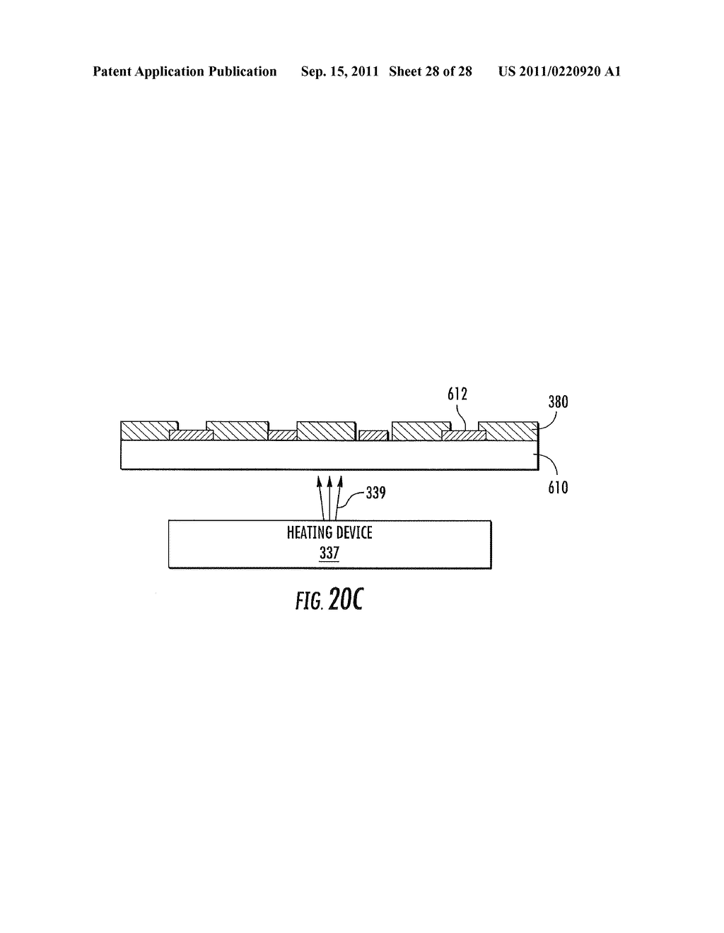 METHODS OF FORMING WARM WHITE LIGHT EMITTING DEVICES HAVING HIGH COLOR     RENDERING INDEX VALUES AND RELATED LIGHT EMITTING DEVICES - diagram, schematic, and image 29
