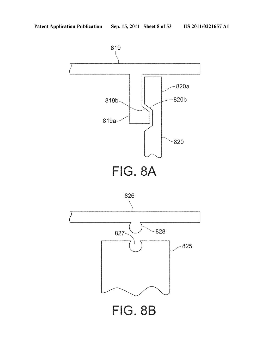 OPTICAL STABILIZATION OF DISPLAYED CONTENT WITH A VARIABLE LENS - diagram, schematic, and image 09