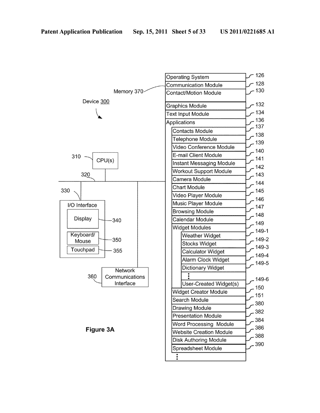 Device, Method, and Graphical User Interface for Performing Character     Entry - diagram, schematic, and image 06