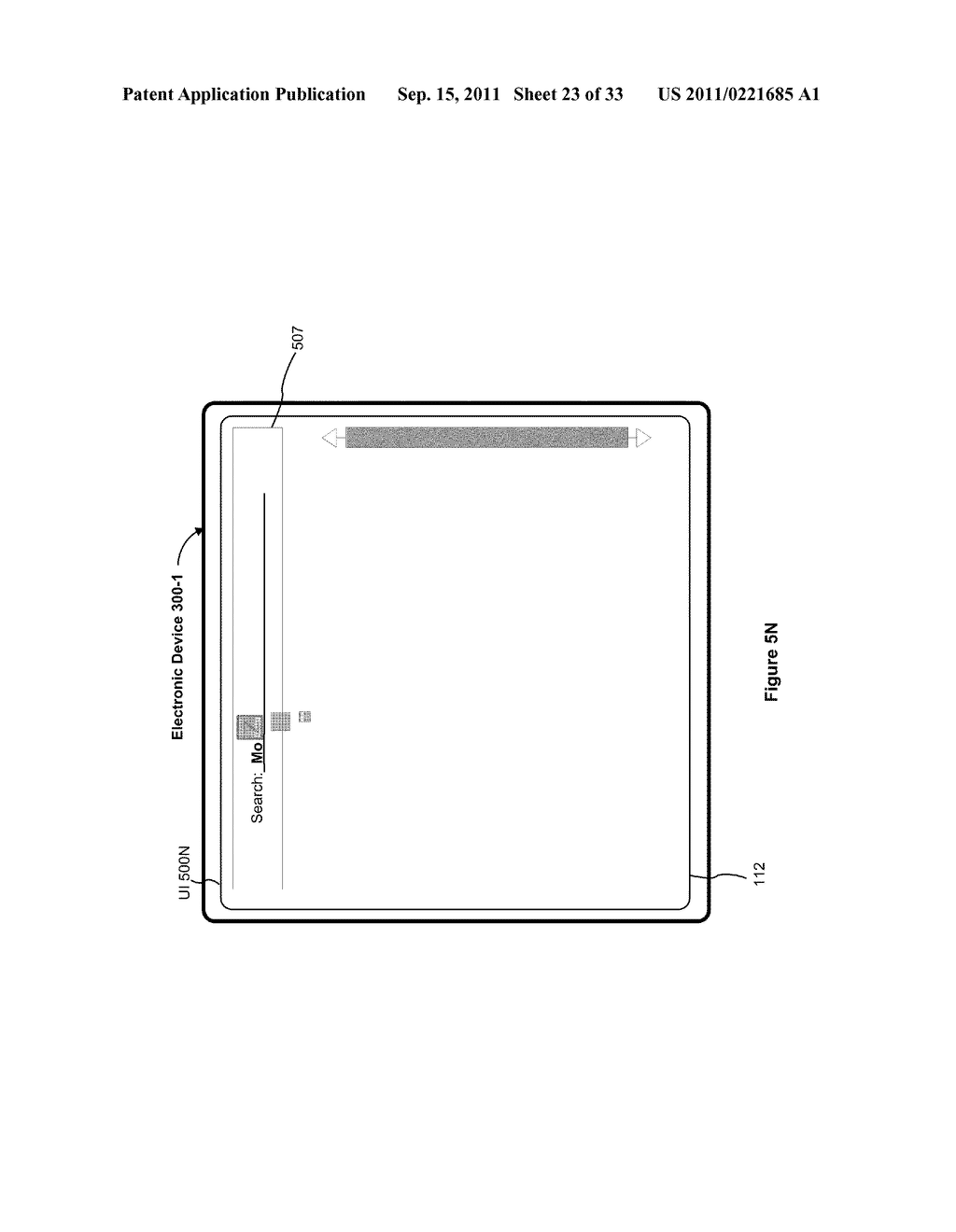 Device, Method, and Graphical User Interface for Performing Character     Entry - diagram, schematic, and image 24