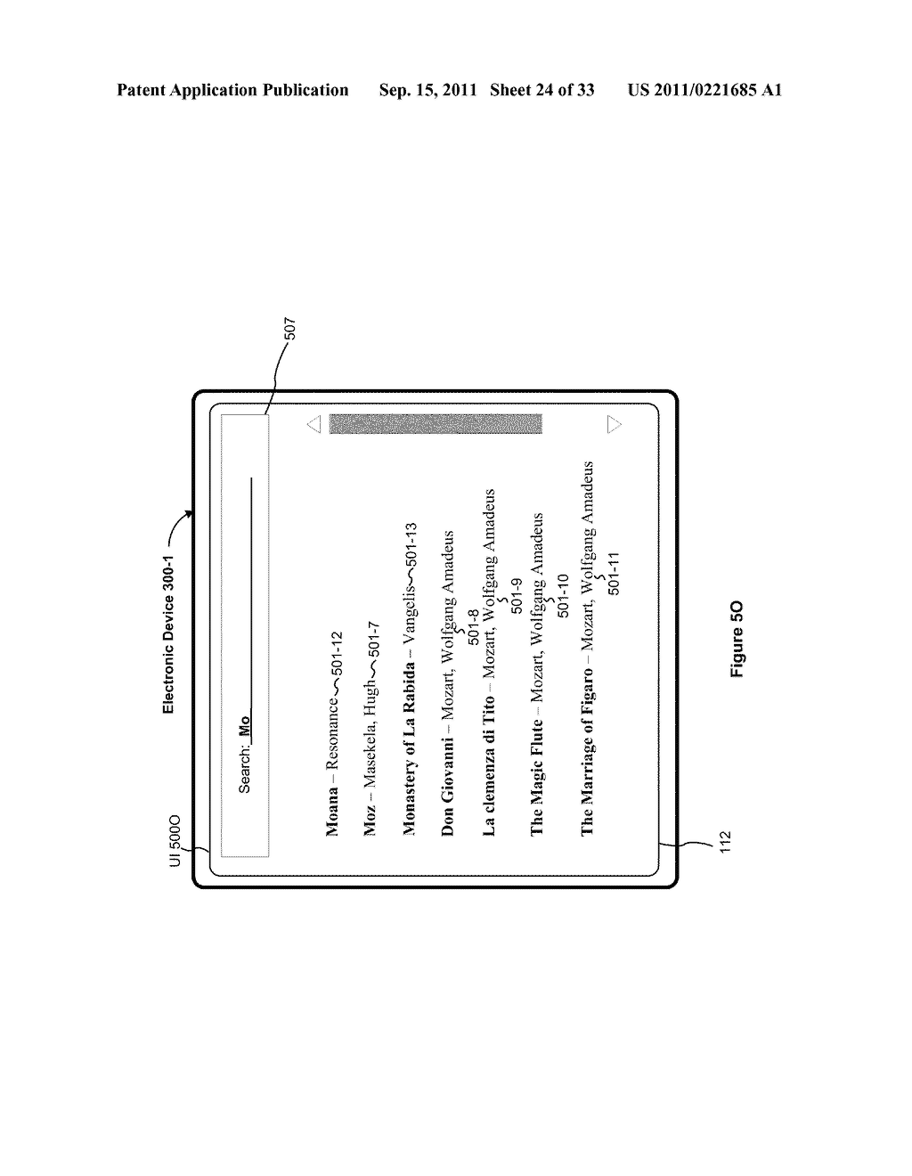 Device, Method, and Graphical User Interface for Performing Character     Entry - diagram, schematic, and image 25
