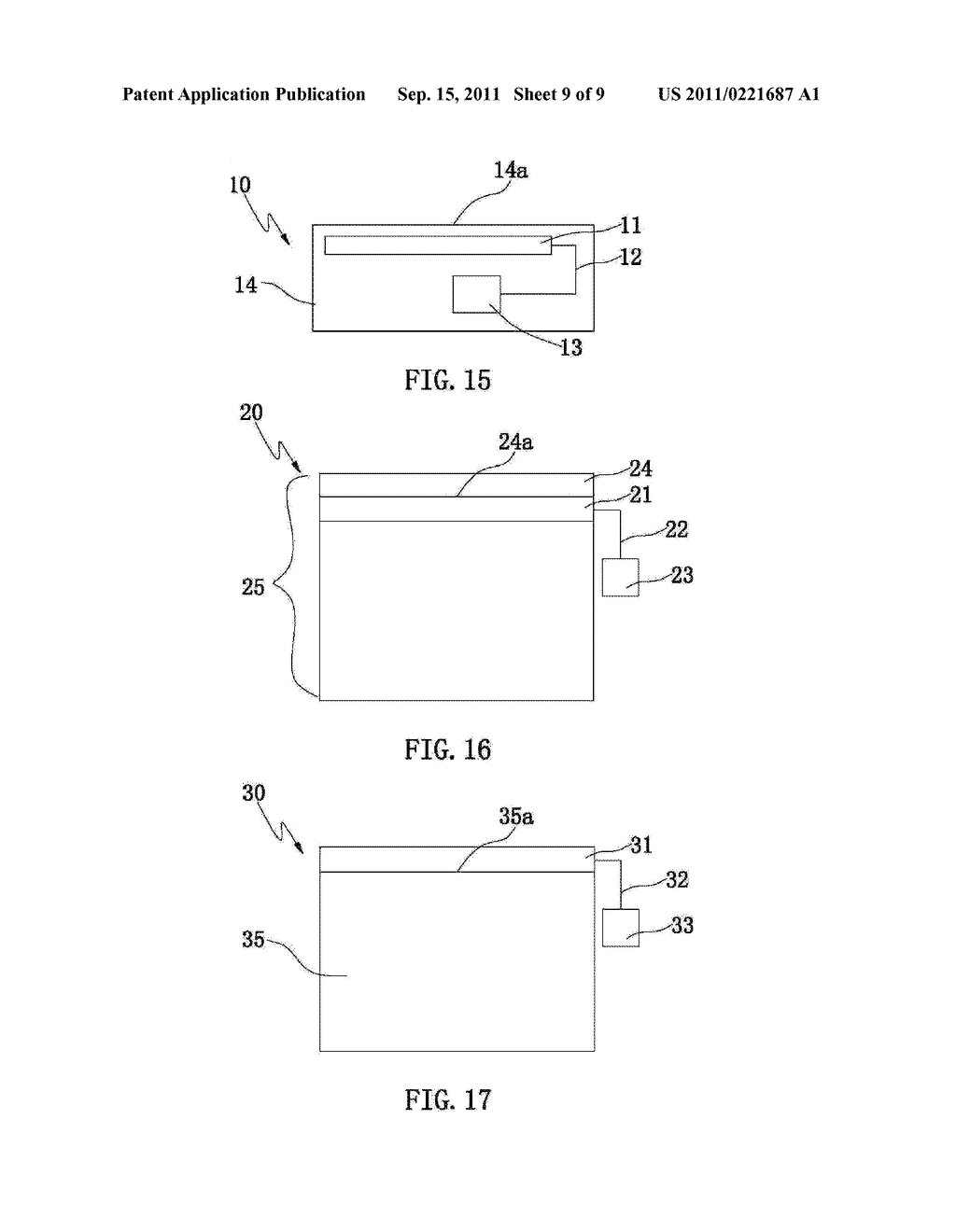 ELECTRODE PATTERN STRUCTURE OF A CAPACITIVE TOUCH PANEL AND METHOD OF     MANUFACTURING THE SAME - diagram, schematic, and image 10