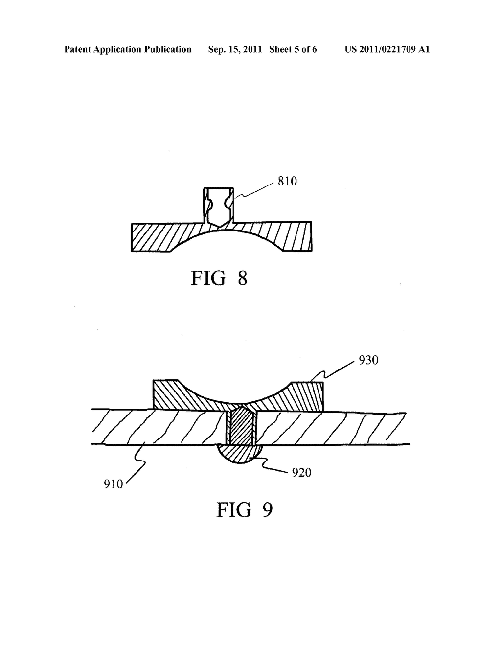 Electrically Conductive Accessory System for Non-Electrically Conductive     Glove - diagram, schematic, and image 06