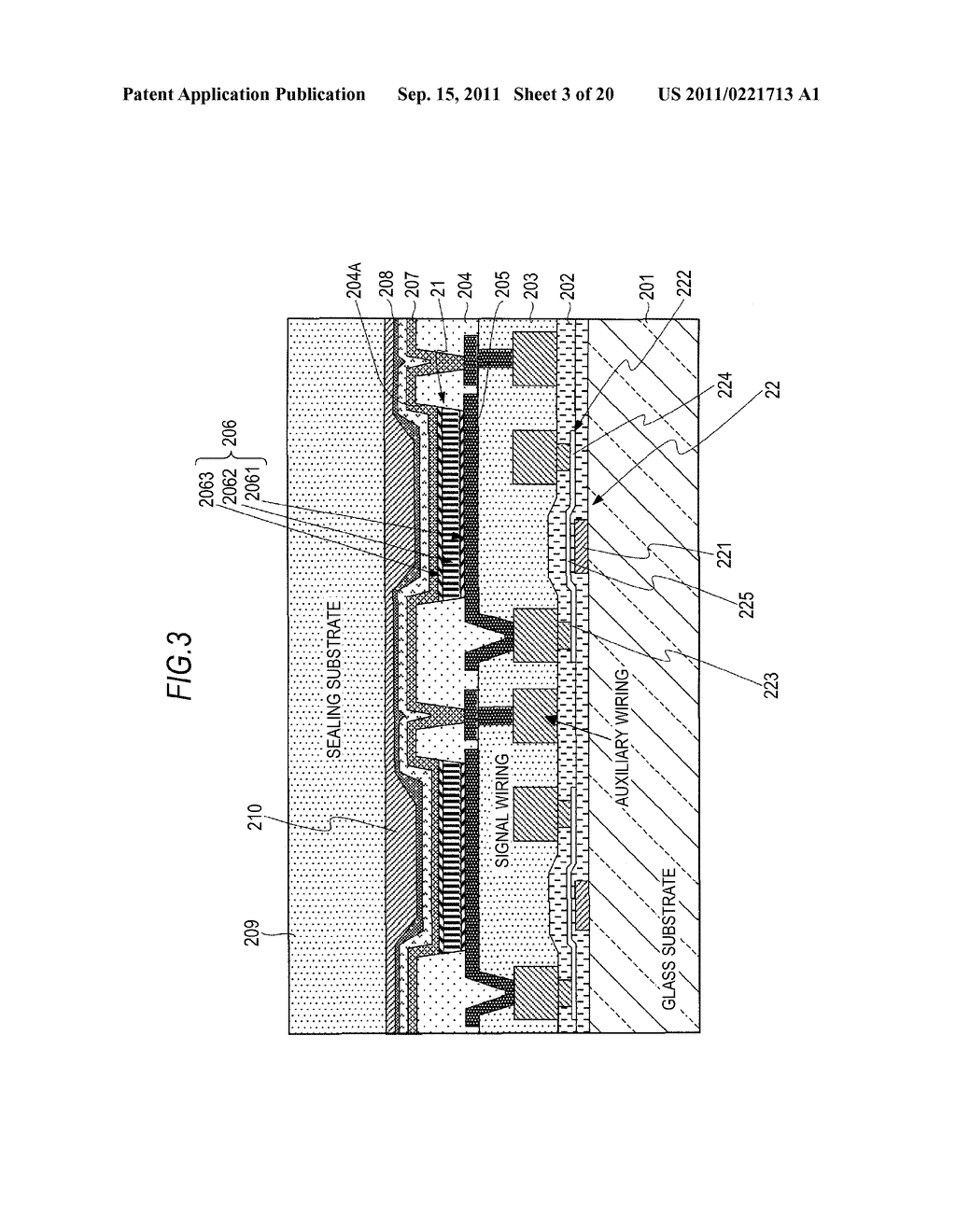 DISPLAY DEVICE, DRIVING METHOD OF DISPLAY DEVICE AND ELECTRONIC APPARATUS - diagram, schematic, and image 04