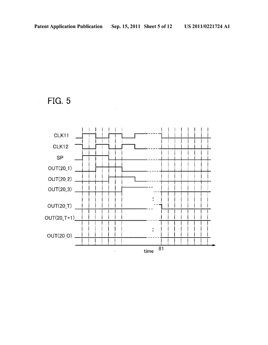 METHOD FOR DRIVING INPUT CIRCUIT AND METHOD FOR DRIVING DISPLAY DEVICE - diagram, schematic, and image 06