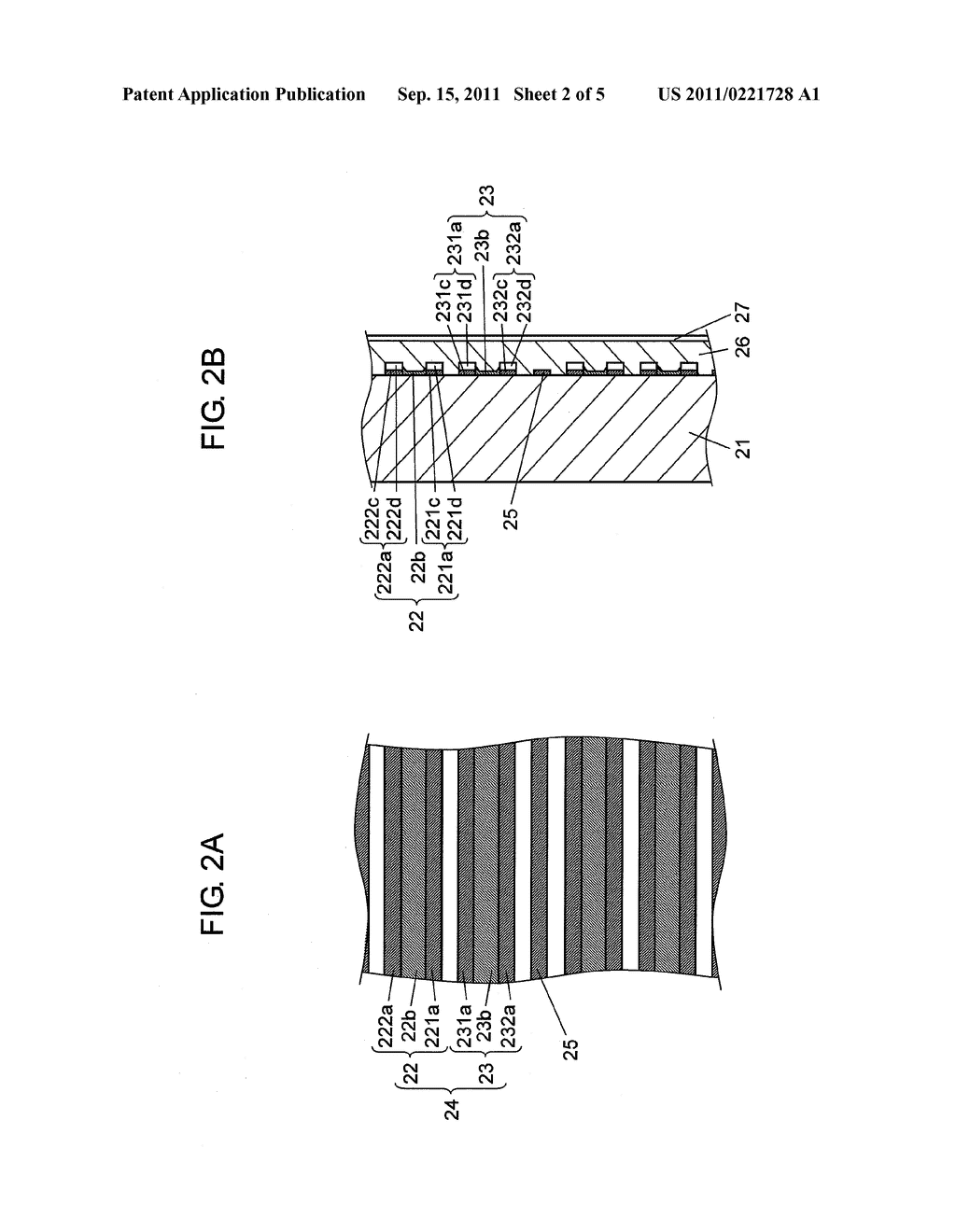 PLASMA DISPLAY PANEL AND METHOD FOR MANUFACTURING THE SAME - diagram, schematic, and image 03