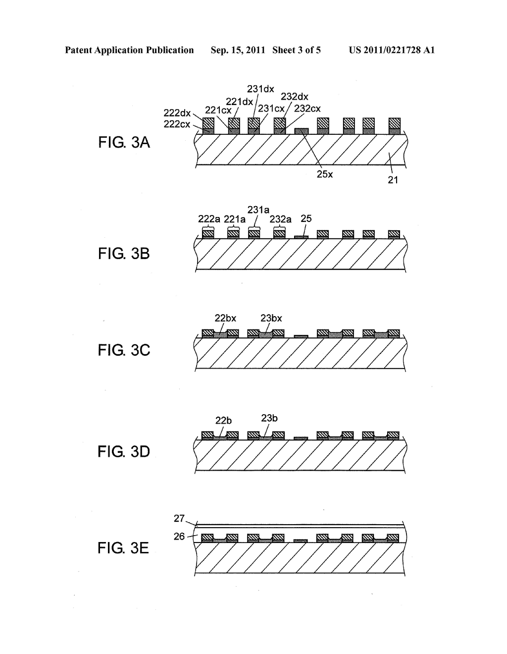 PLASMA DISPLAY PANEL AND METHOD FOR MANUFACTURING THE SAME - diagram, schematic, and image 04