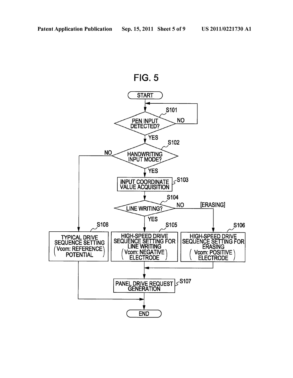 METHOD OF DRIVING ELECTRO-OPTICAL DEVICE, ELECTRO-OPTICAL DEVICE, AND     CONTROLLER - diagram, schematic, and image 06