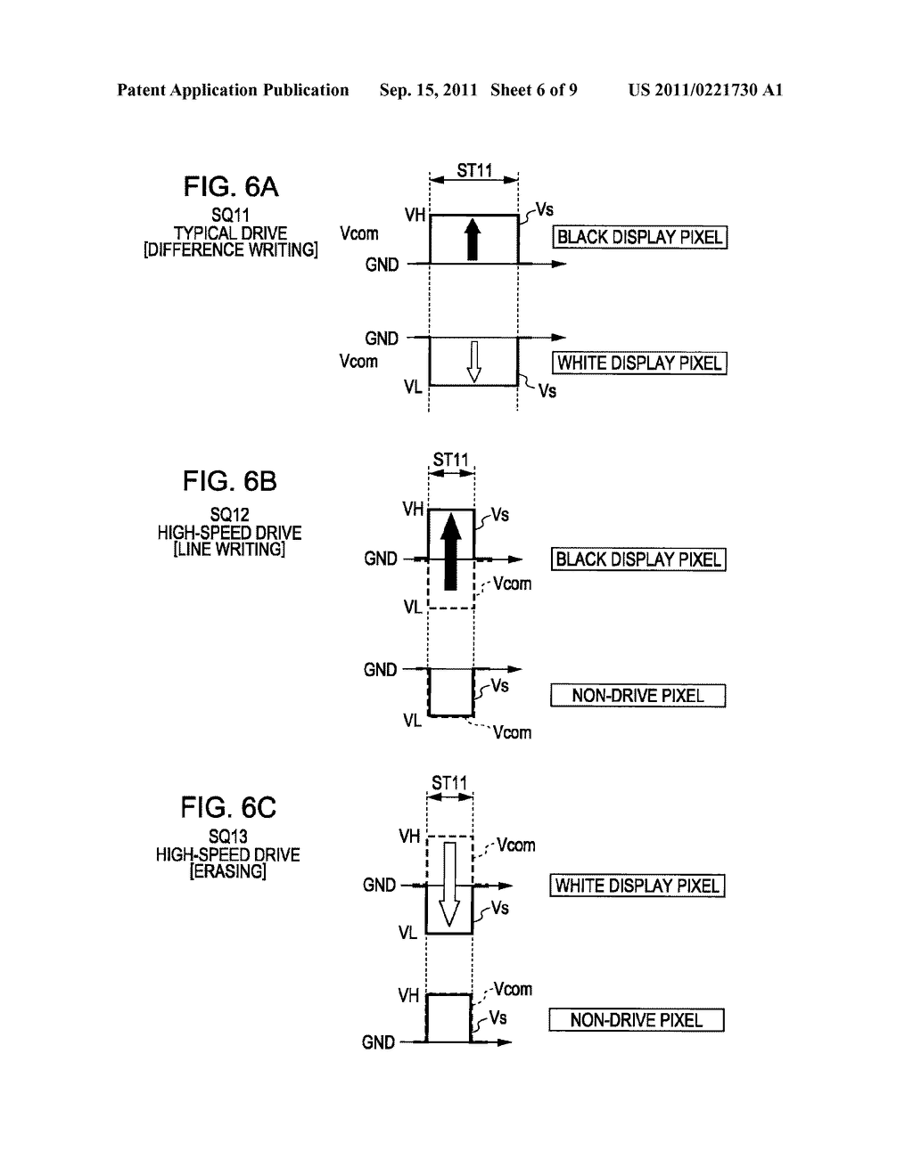 METHOD OF DRIVING ELECTRO-OPTICAL DEVICE, ELECTRO-OPTICAL DEVICE, AND     CONTROLLER - diagram, schematic, and image 07