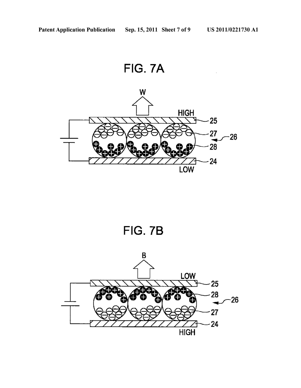 METHOD OF DRIVING ELECTRO-OPTICAL DEVICE, ELECTRO-OPTICAL DEVICE, AND     CONTROLLER - diagram, schematic, and image 08