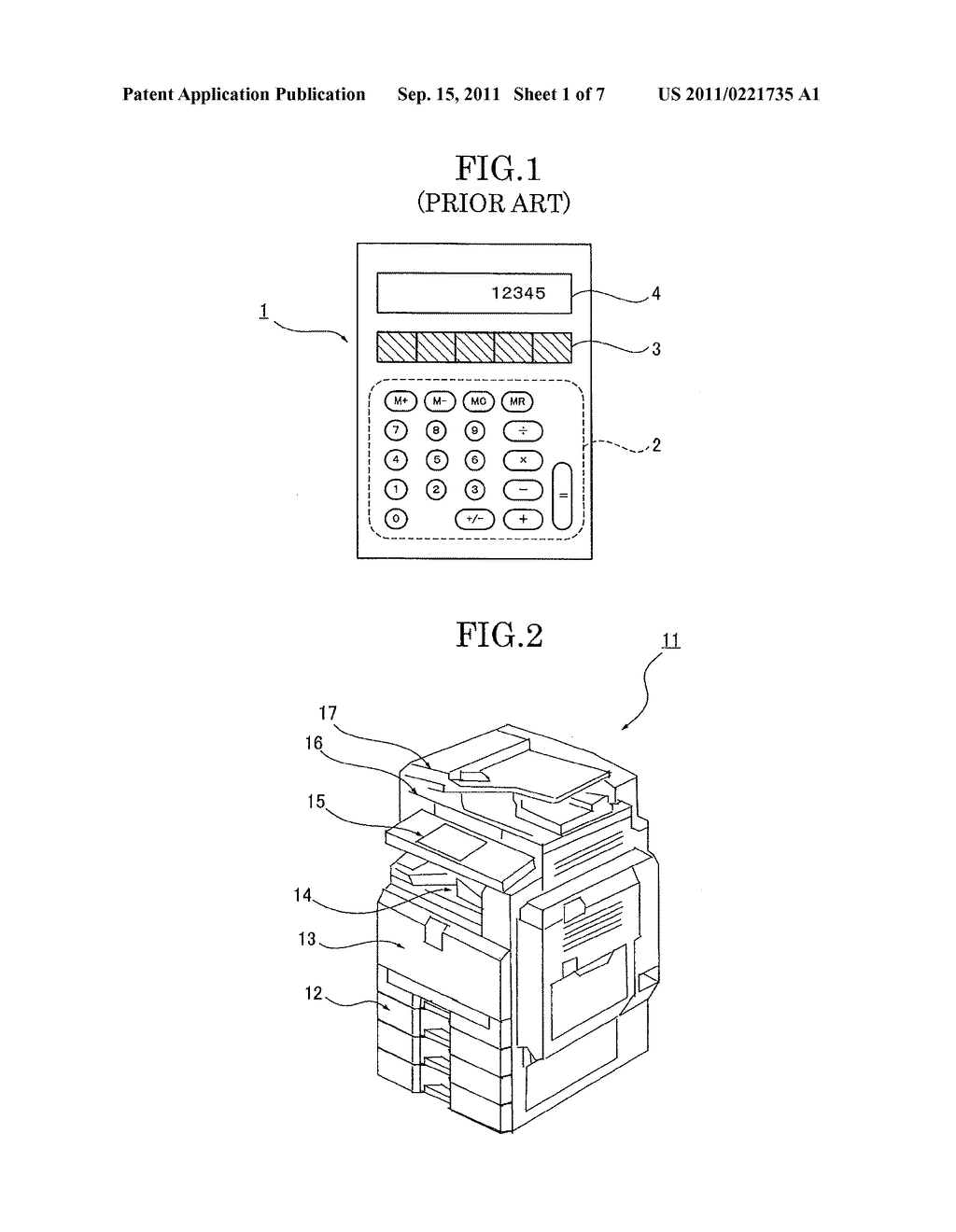 ELECTRONIC DEVICE, DISPLAY, IMAGE PROCESSING APPARATUS AND ELECTRONIC     CALCULATING APPARATUS - diagram, schematic, and image 02