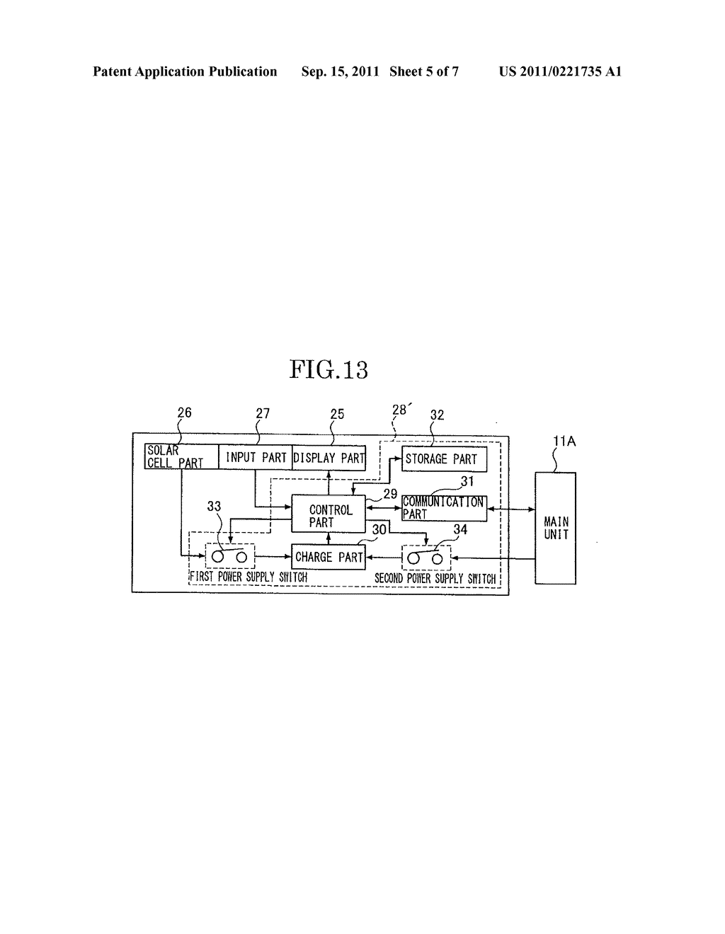 ELECTRONIC DEVICE, DISPLAY, IMAGE PROCESSING APPARATUS AND ELECTRONIC     CALCULATING APPARATUS - diagram, schematic, and image 06