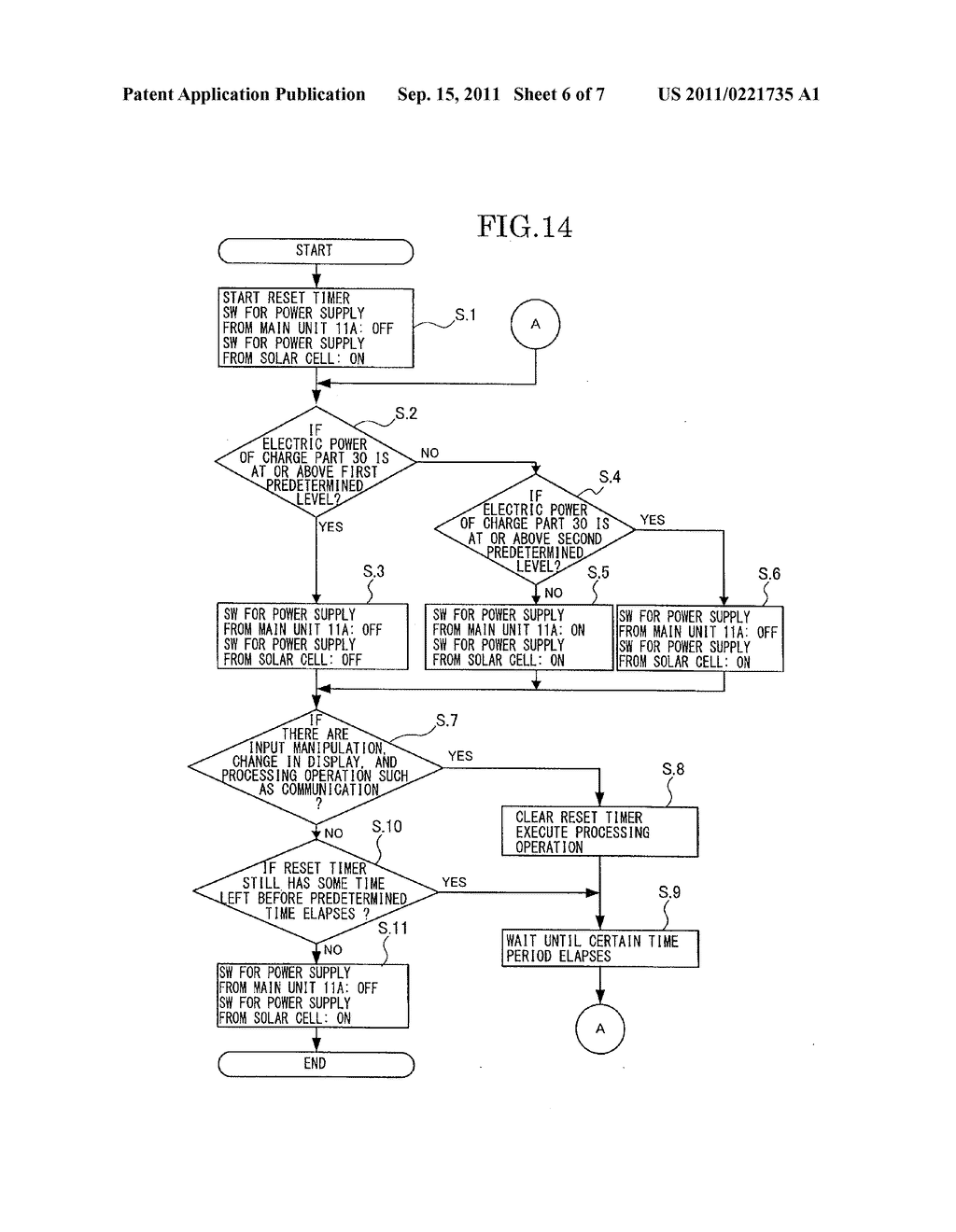 ELECTRONIC DEVICE, DISPLAY, IMAGE PROCESSING APPARATUS AND ELECTRONIC     CALCULATING APPARATUS - diagram, schematic, and image 07