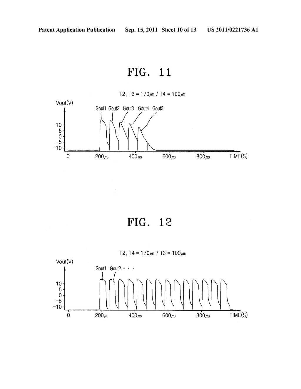 GATE DRIVING CIRCUIT AND DISPLAY APPARATUS USING THE SAME - diagram, schematic, and image 11