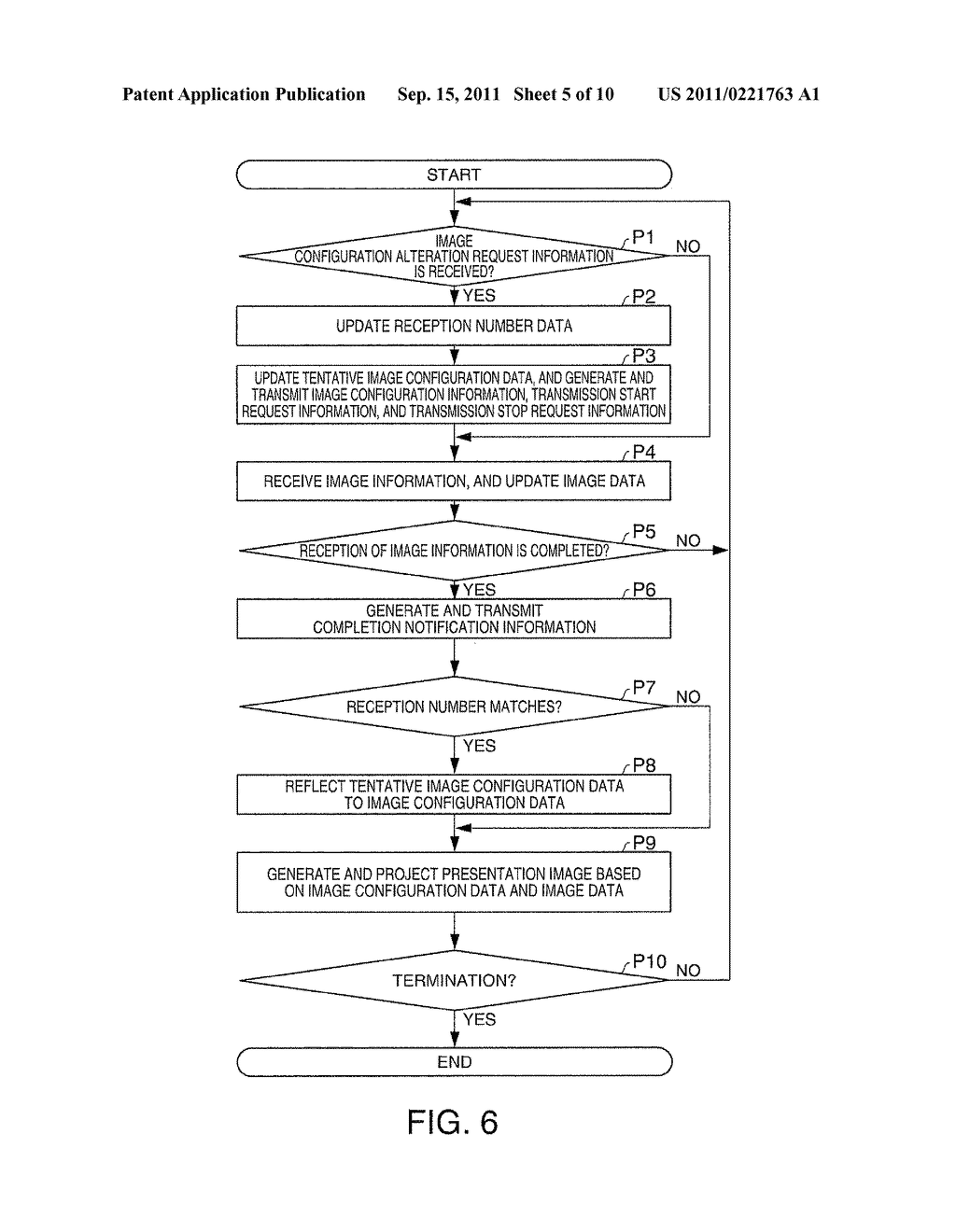 DISPLAY DEVICE, TERMINAL DEVICE, DISPLAY SYSTEM, DISPLAY METHOD, AND IMAGE     ALTERATION METHOD - diagram, schematic, and image 06