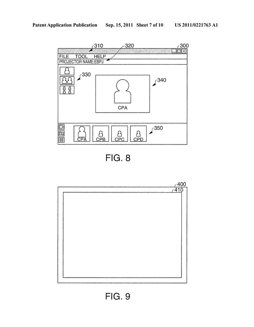 DISPLAY DEVICE, TERMINAL DEVICE, DISPLAY SYSTEM, DISPLAY METHOD, AND IMAGE     ALTERATION METHOD - diagram, schematic, and image 08