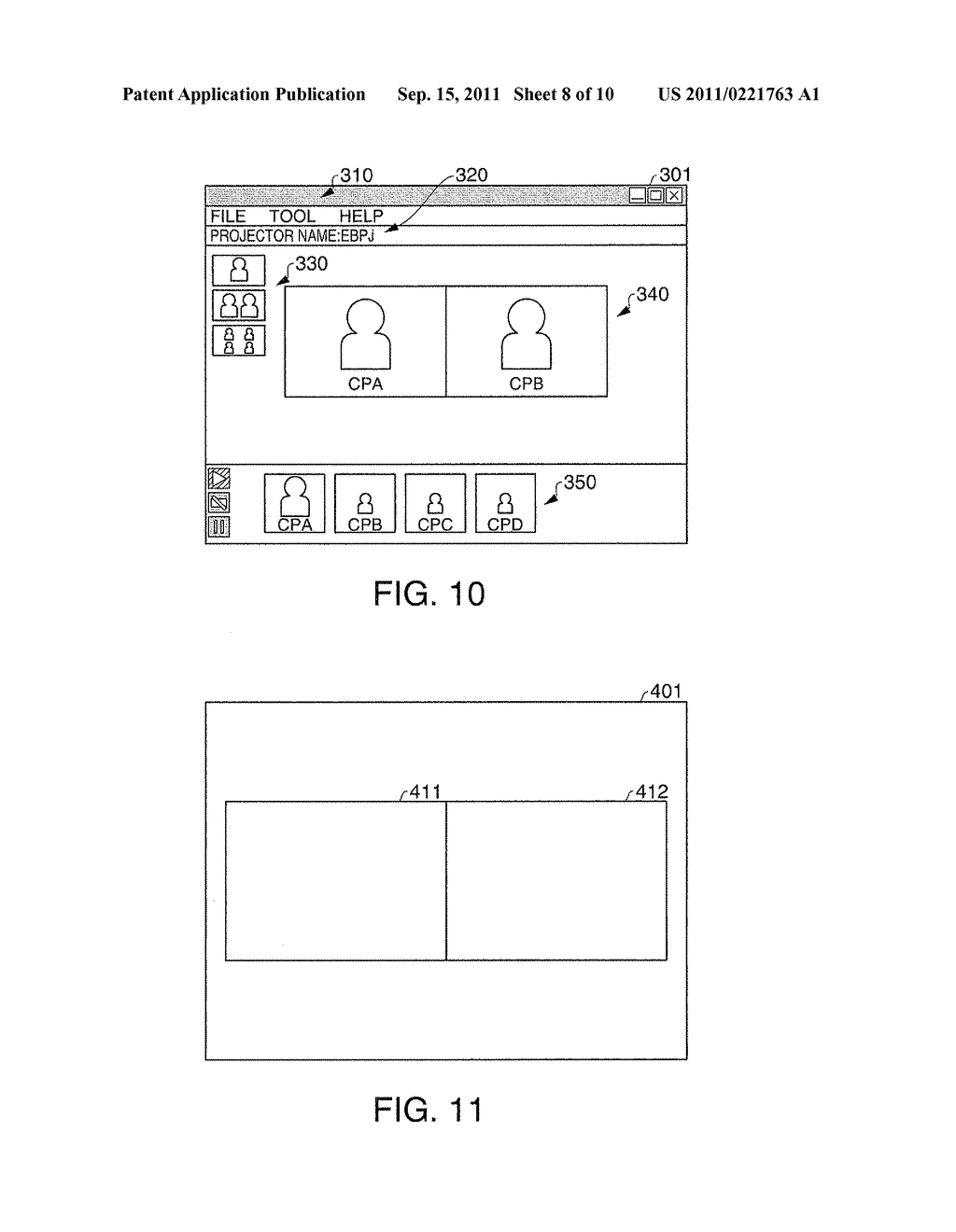 DISPLAY DEVICE, TERMINAL DEVICE, DISPLAY SYSTEM, DISPLAY METHOD, AND IMAGE     ALTERATION METHOD - diagram, schematic, and image 09