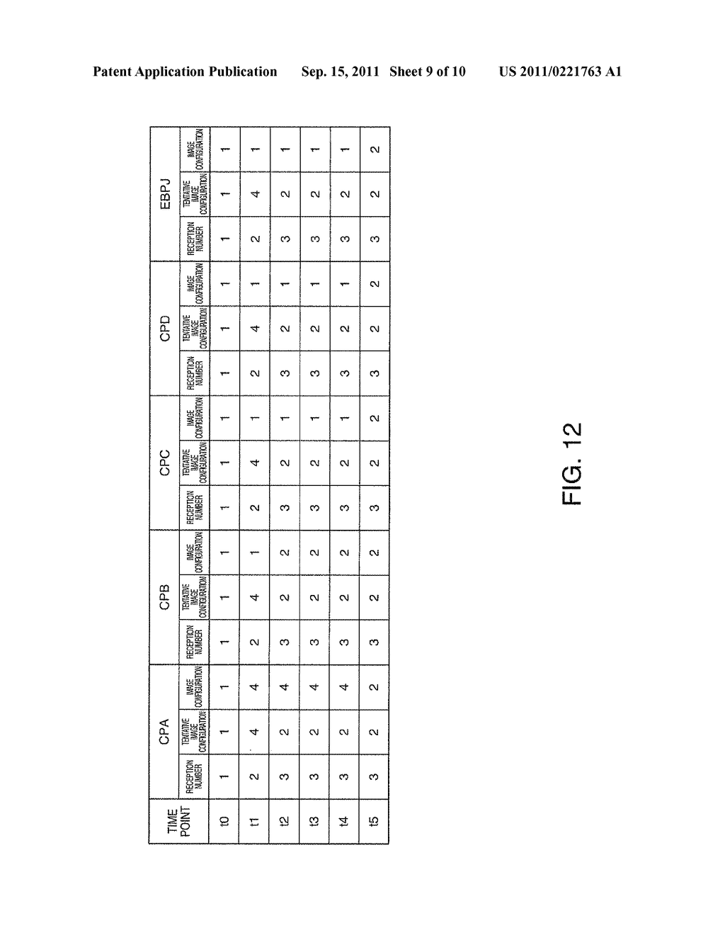 DISPLAY DEVICE, TERMINAL DEVICE, DISPLAY SYSTEM, DISPLAY METHOD, AND IMAGE     ALTERATION METHOD - diagram, schematic, and image 10