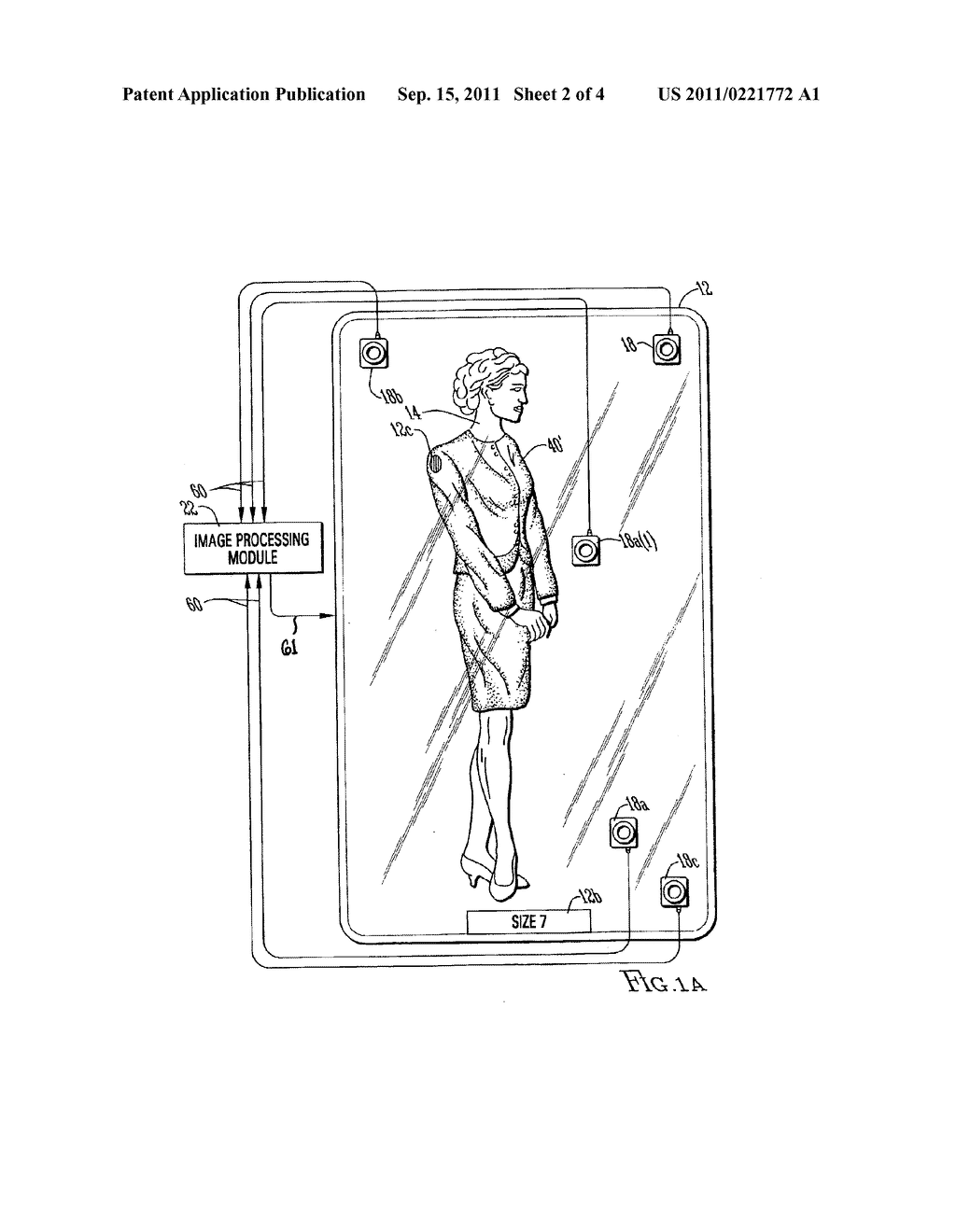 System And Methods For Generating Virtual Clothing Experiences - diagram, schematic, and image 03