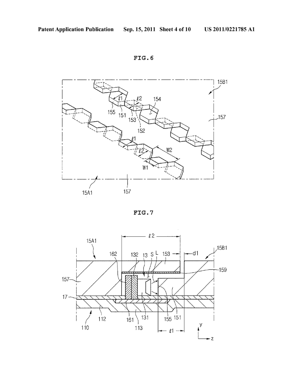 BACKLIGHT UNIT AND DISPLAY APPARATUS INCLUDING THE SAME - diagram, schematic, and image 05