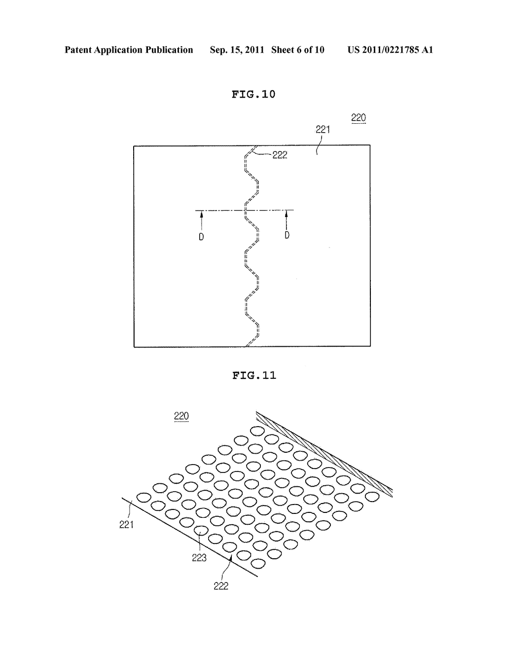 BACKLIGHT UNIT AND DISPLAY APPARATUS INCLUDING THE SAME - diagram, schematic, and image 07