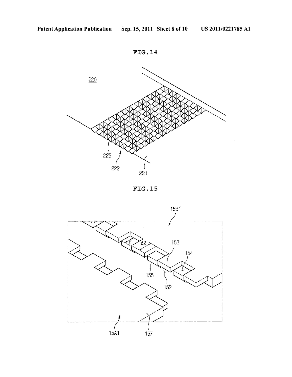 BACKLIGHT UNIT AND DISPLAY APPARATUS INCLUDING THE SAME - diagram, schematic, and image 09