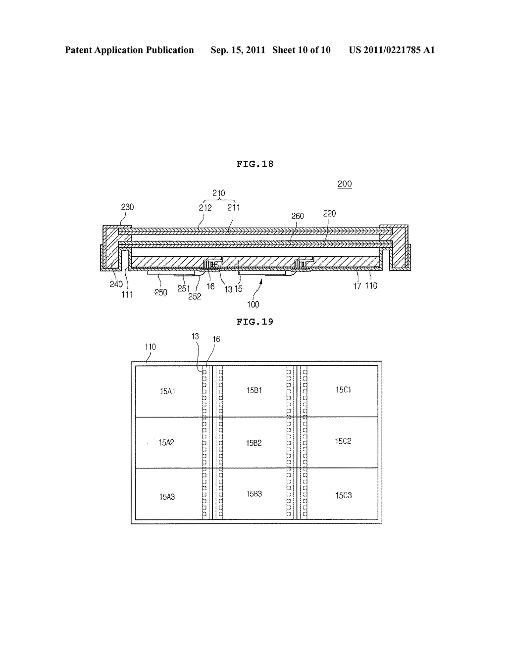 BACKLIGHT UNIT AND DISPLAY APPARATUS INCLUDING THE SAME - diagram, schematic, and image 11