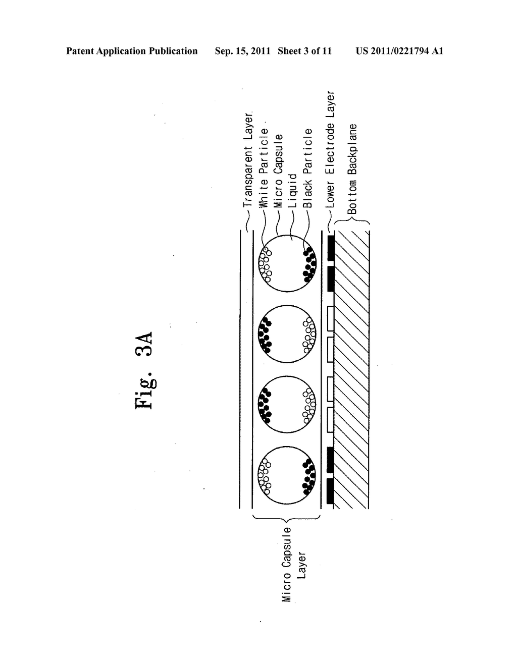 Electrophoresis display device and driving method thereof - diagram, schematic, and image 04