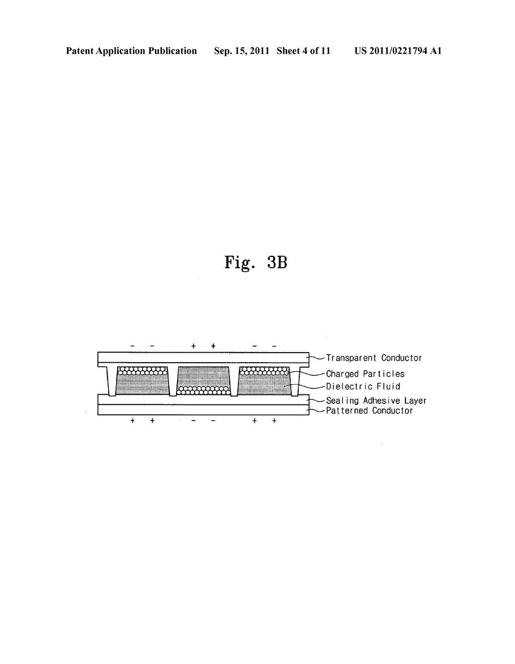 Electrophoresis display device and driving method thereof - diagram, schematic, and image 05