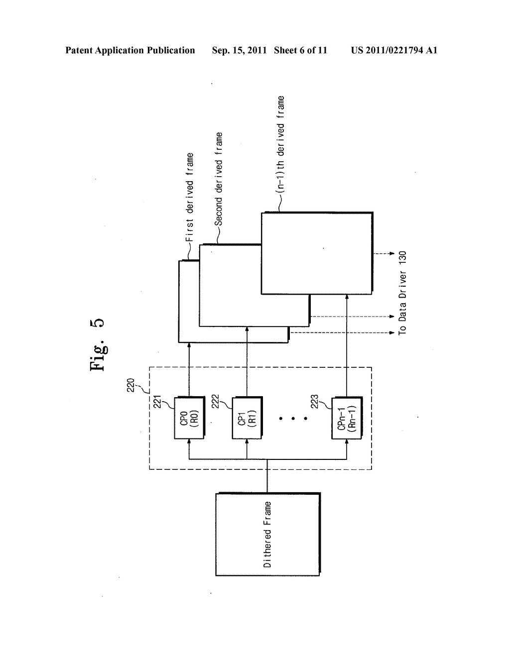 Electrophoresis display device and driving method thereof - diagram, schematic, and image 07