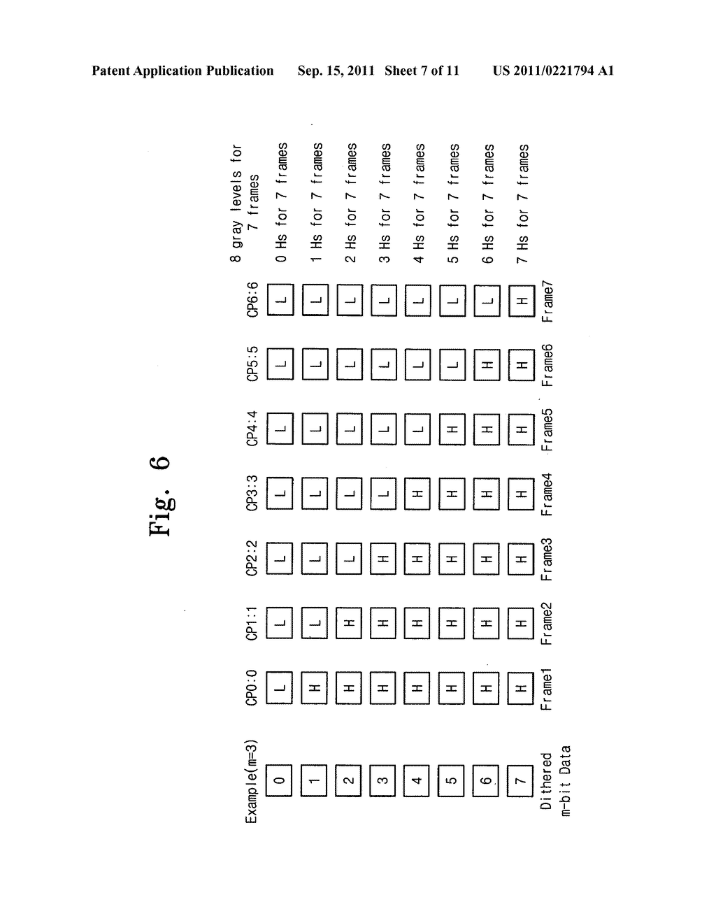 Electrophoresis display device and driving method thereof - diagram, schematic, and image 08