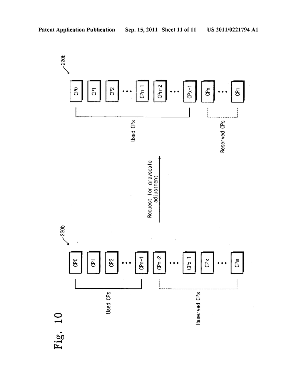 Electrophoresis display device and driving method thereof - diagram, schematic, and image 12