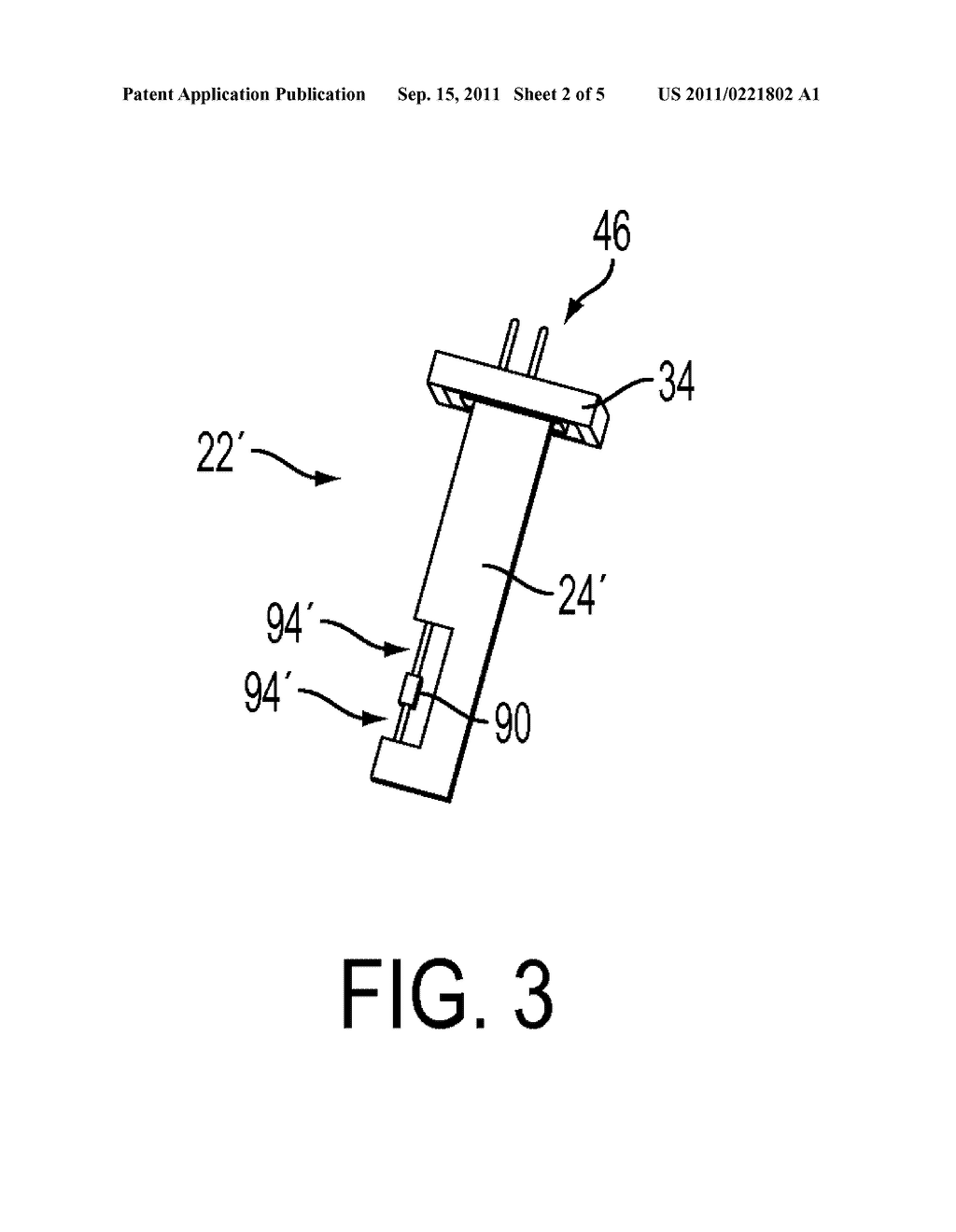 Apparatus And Method For Detecting Ink In A Reservoir Using An Overdriven     Thermistor And An Electrical Conductor Extending From The Thermistor - diagram, schematic, and image 03