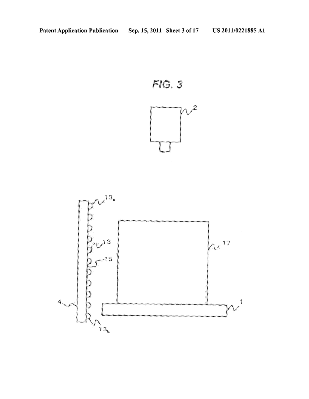 TRANSPARENT BODY INSPECTING DEVICE - diagram, schematic, and image 04