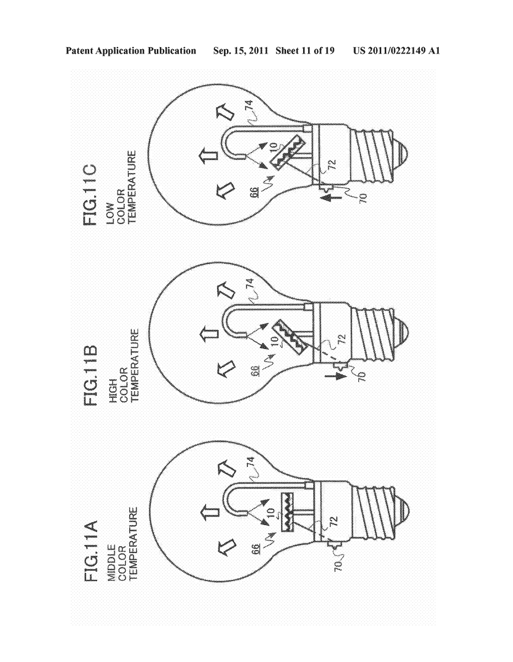 LIGHT-EMITTING APPARATUS, DISPLAY APPARATUS, LIGHT EMITTER, AND METHOD OF     FABRICATING LIGHT EMITTER - diagram, schematic, and image 12