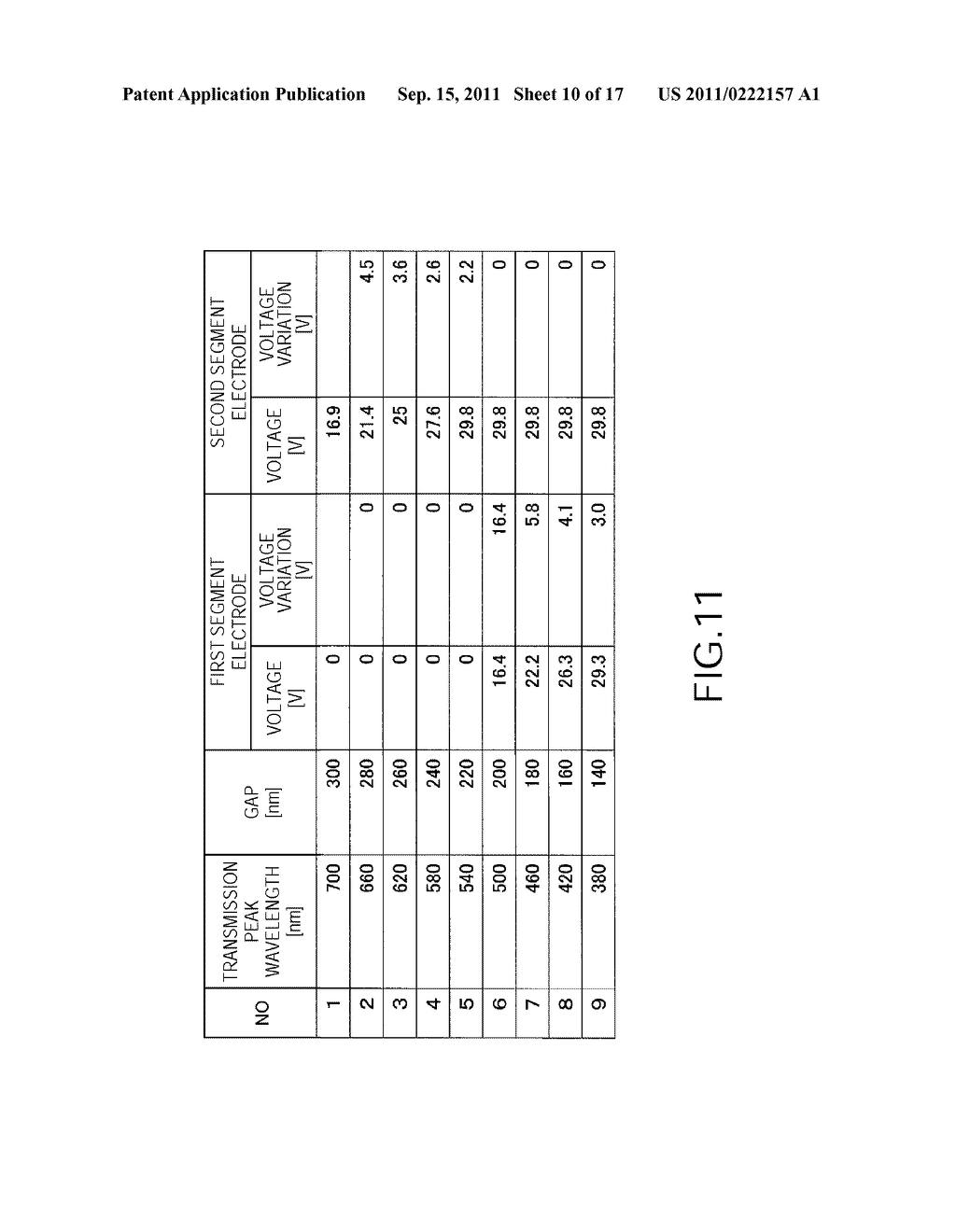OPTICAL FILTER, OPTICAL FILTER MODULE, ANALYTICAL INSTRUMENT, AND OPTICAL     APPARATUS - diagram, schematic, and image 11