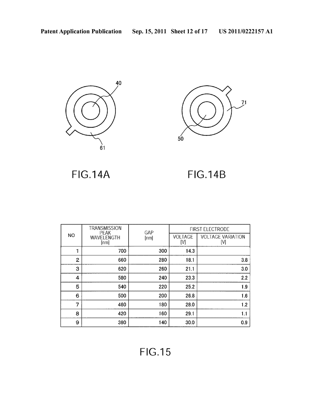 OPTICAL FILTER, OPTICAL FILTER MODULE, ANALYTICAL INSTRUMENT, AND OPTICAL     APPARATUS - diagram, schematic, and image 13