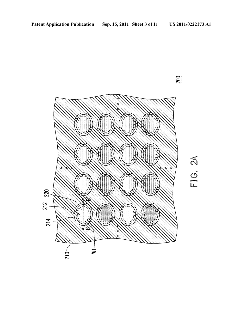WAFER LEVEL OPTICAL LENS SUBSTRATE AND FABRICATION METHOD THEREOF - diagram, schematic, and image 04