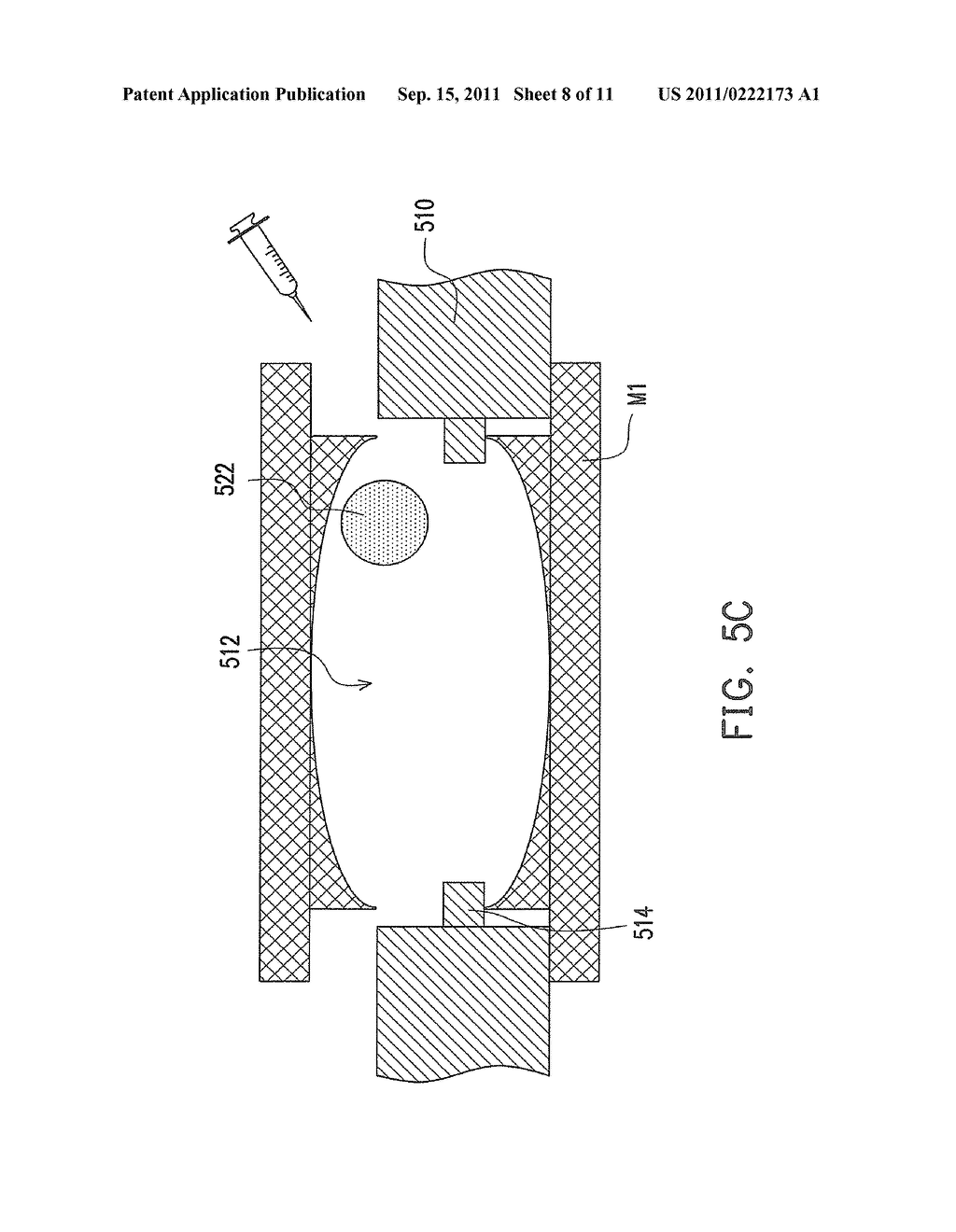 WAFER LEVEL OPTICAL LENS SUBSTRATE AND FABRICATION METHOD THEREOF - diagram, schematic, and image 09