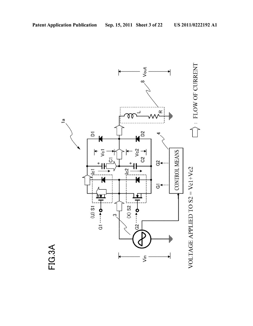 MAGNETIC ENERGY REGENERATION SWITCH PROVIDED WITH PROTECTION CIRCUIT - diagram, schematic, and image 04