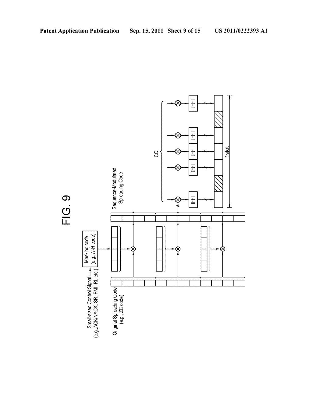 METHOD OF TRANSMITTING CONTROL SIGNALS IN WIRELESS COMMUNICATION SYSTEM - diagram, schematic, and image 10
