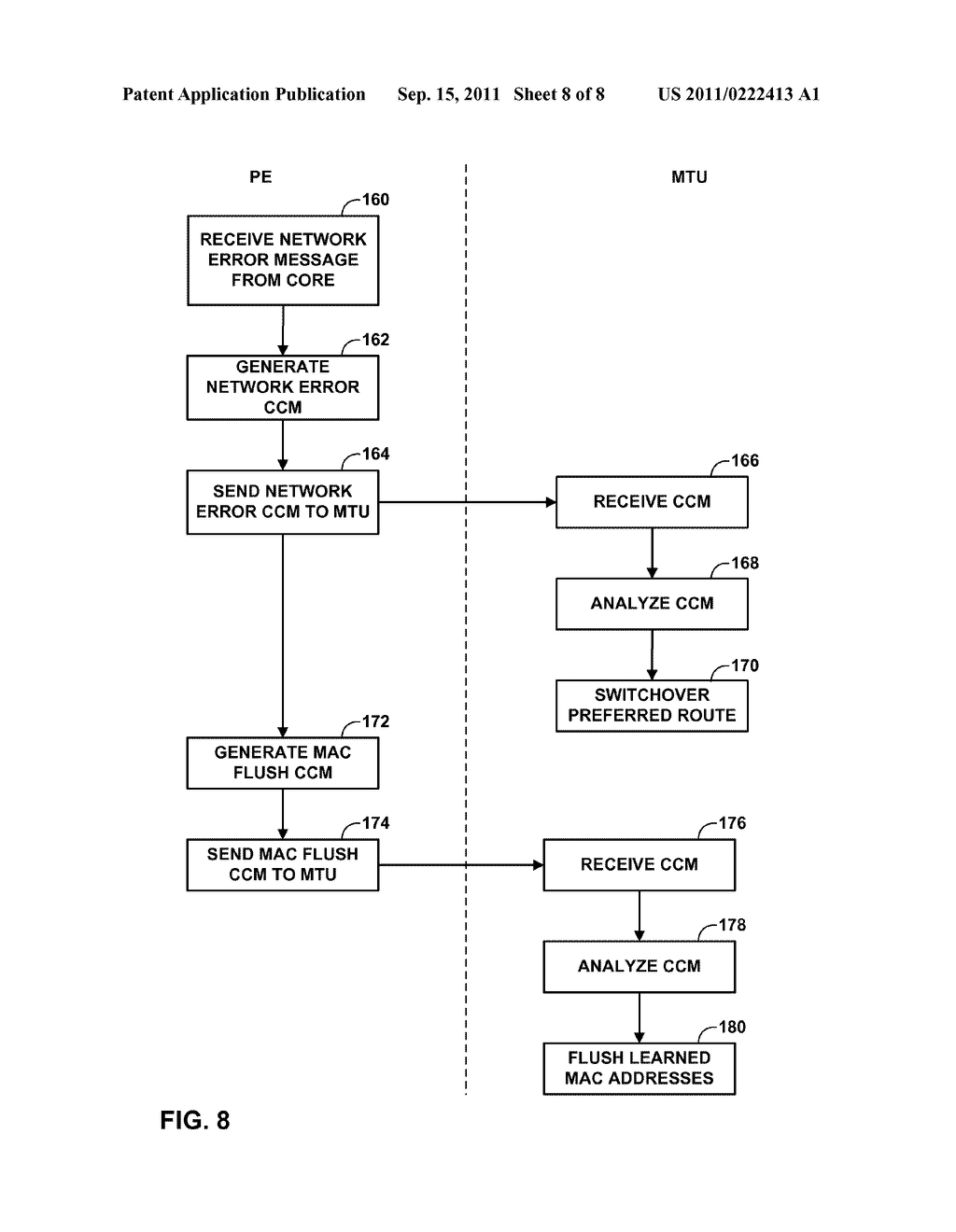 COMMUNICATING NETWORK PATH AND STATUS INFORMATION IN MULTI-HOMED NETWORKS - diagram, schematic, and image 09
