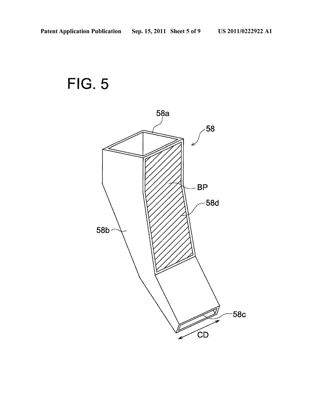FIXING APPARATUS AND IMAGE FORMING APPARATUS INCORPORATING THE SAME - diagram, schematic, and image 06