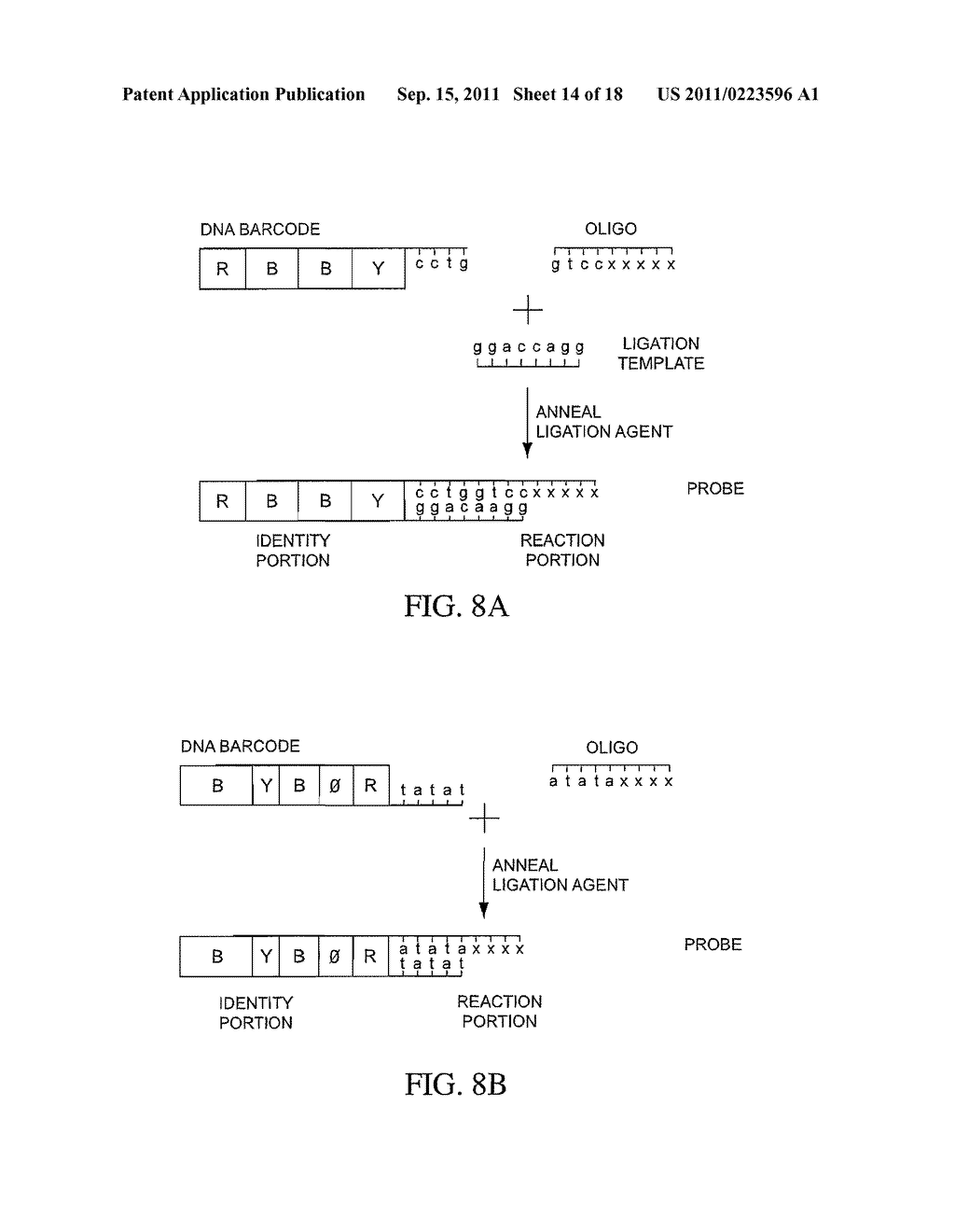 Multiplex Detection Compositions, Methods, and Kits - diagram, schematic, and image 15