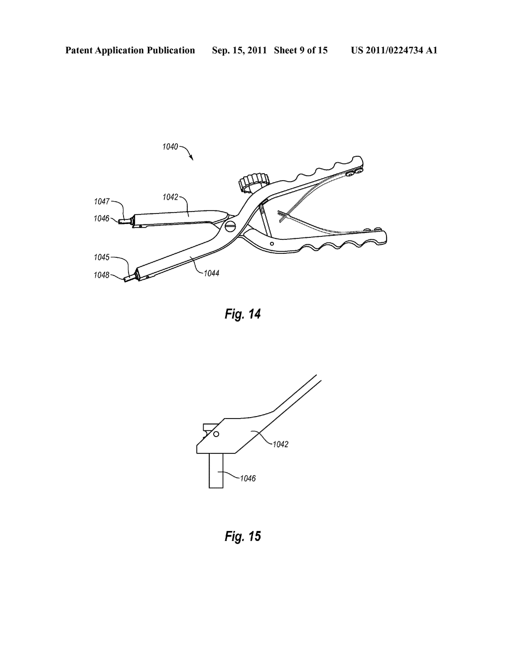 COMPRESSION PLATE KIT AND METHODS FOR REPAIRING BONE DISCONTINUITIES - diagram, schematic, and image 10
