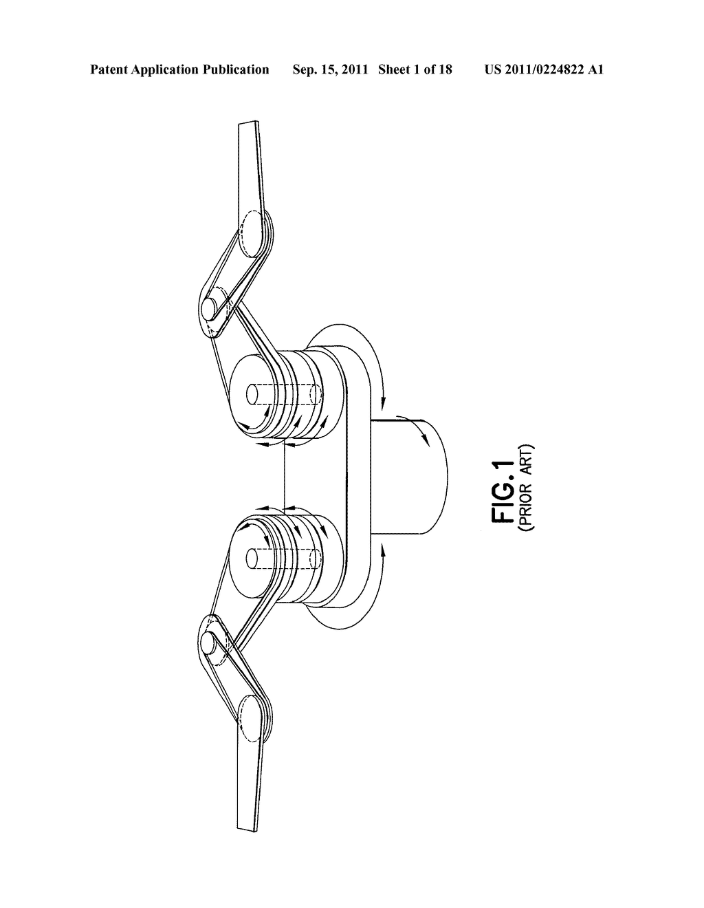 SUBSTRATE TRANSPORT APPARATUS WITH MULTIPLE INDEPENDENTLY MOVABLE     ARTICULATED ARMS - diagram, schematic, and image 02