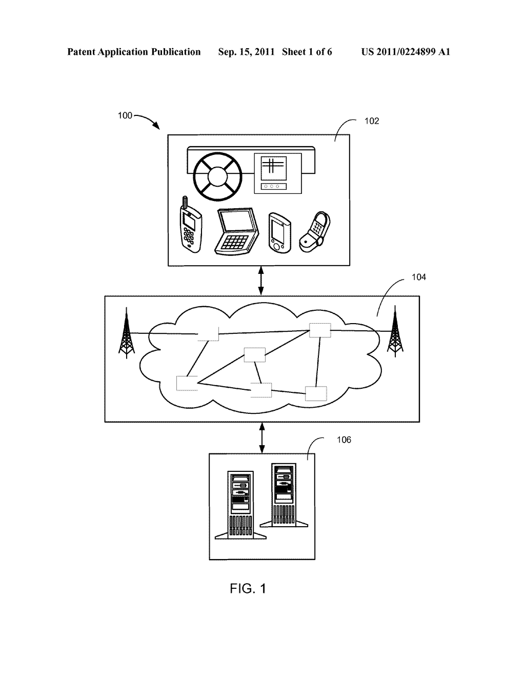 NAVIGATION SYSTEM WITH PARKING SPACE LOCATOR MECHANISM AND METHOD OF     OPERATION THEREOF - diagram, schematic, and image 02