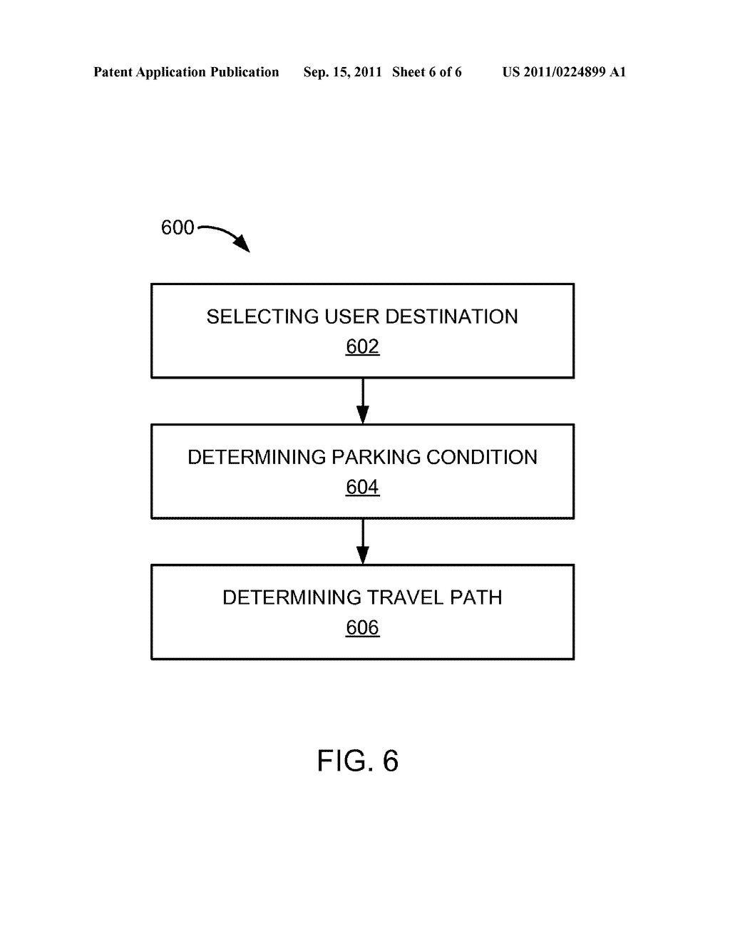 NAVIGATION SYSTEM WITH PARKING SPACE LOCATOR MECHANISM AND METHOD OF     OPERATION THEREOF - diagram, schematic, and image 07